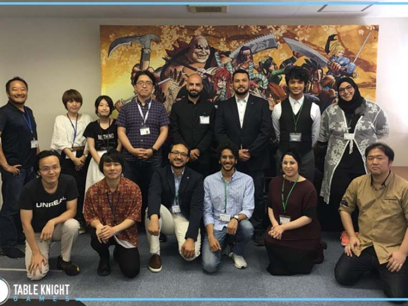 We were a part of the internship program in SNK in Osaka 2019 which was organized my MiSK and Manga Productions