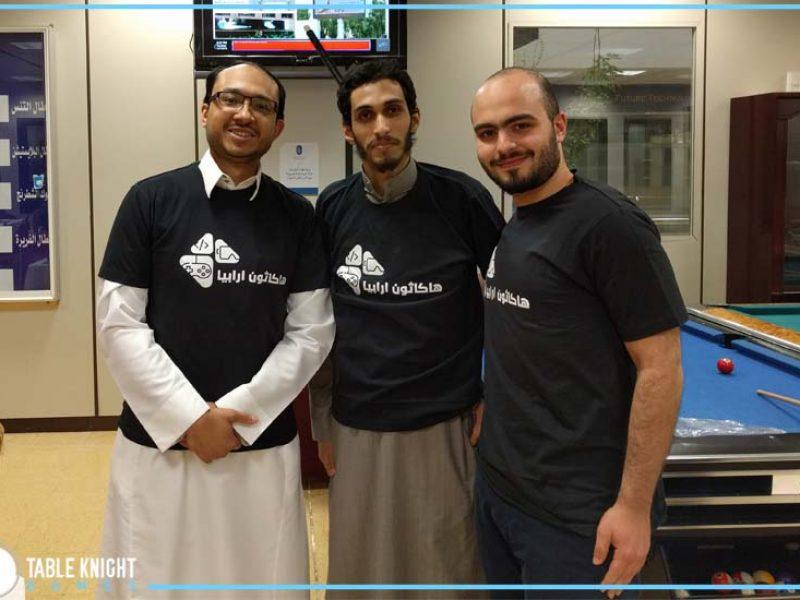 At King Saud University Global Game Jam 2018